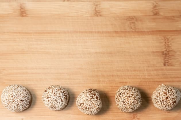 Peanut Butter Balls Image