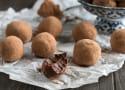Vegan Spicy Dark Chocolate Avocado Truffles