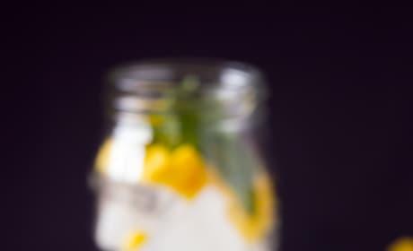 Sweet Mango Green Tea Picture