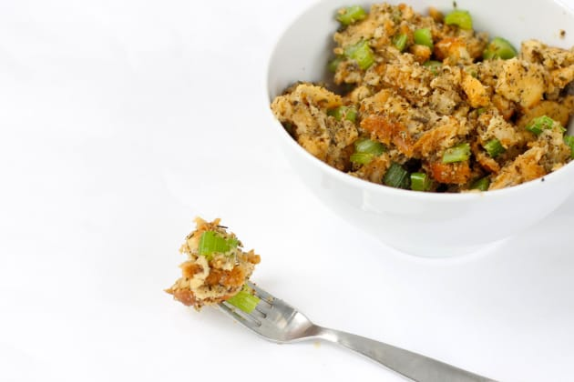 Homemade Stovetop Stuffing Image