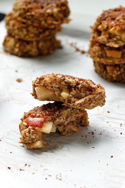 Apple Pie Breakfast Cookies Pic