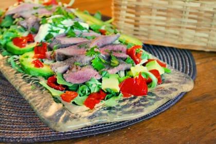 Carne Asada Salad