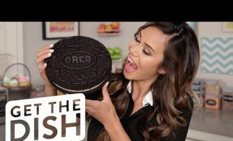 How to Make a Giant Oreo Cookie