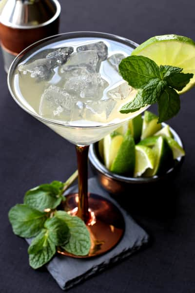 Moscow Mule Martini Pic