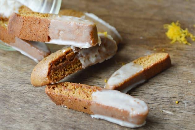 Gingerbread Biscotti Pic
