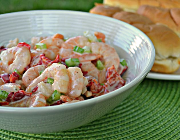 Shrimp Salad Sandwich Image