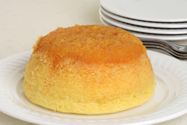 Treacle Sponge Pudding Photo