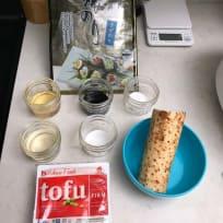 Tofu Kabayaki | Savory Tofu Patties with Yamaimo