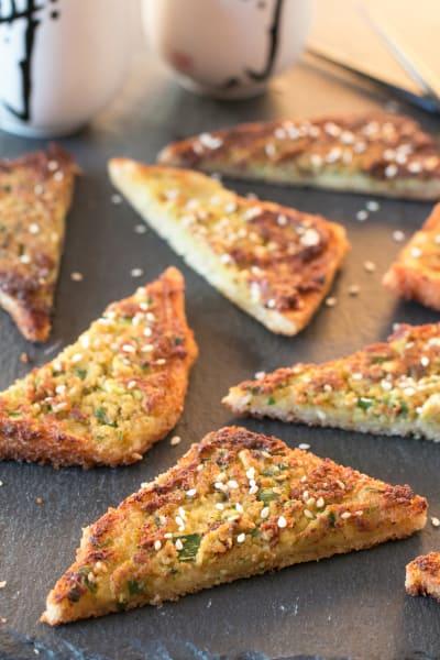 Shrimp Avocado Toast Image