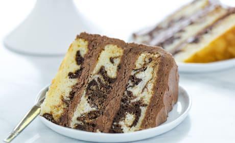 Gluten Free Marble Cake Recipe