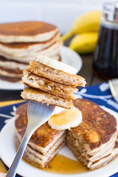Easy Banana Pancakes Pic