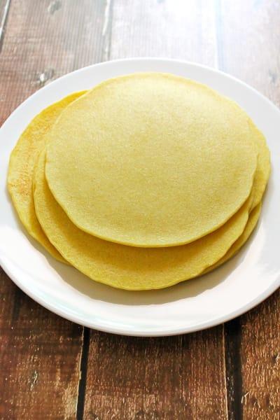 Gluten Free Coconut Pancakes Image
