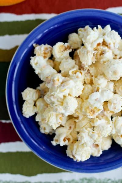 Orange Creamsicle Popcorn Picture