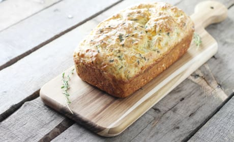 Herbed Buttermilk Bread for Dinner Tonight