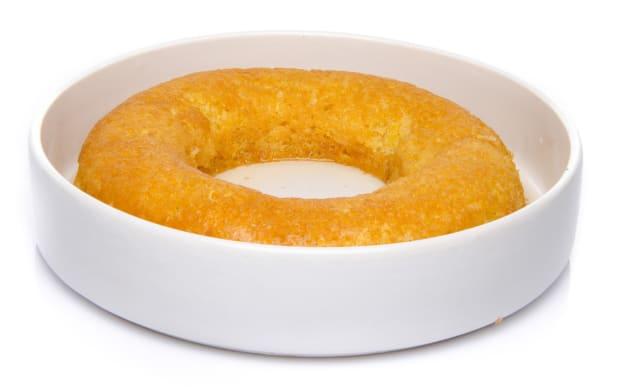 Savarin Cake Photo