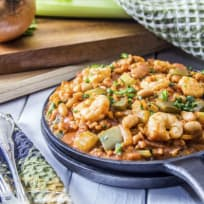 Healthy Jambalaya Recipe