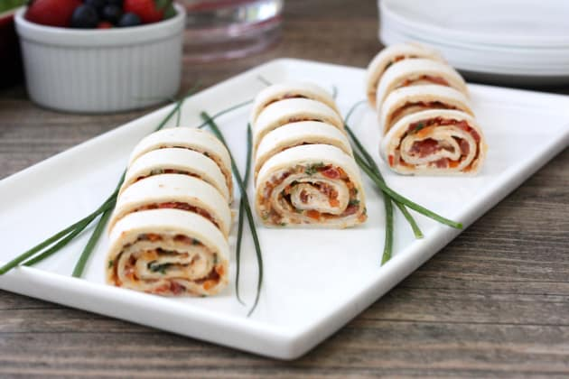 Spicy Tortilla Roll Ups Photo