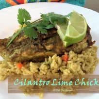 Best Ever Cilantro Chicken