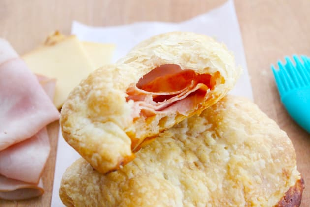Ham and Cheese Pockets Photo