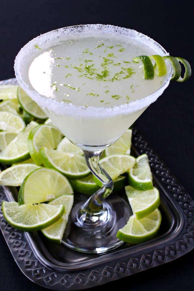 Lime Drop Martini Picture