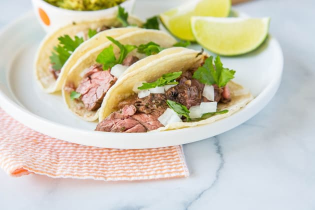 Flank Steak Tacos Photo