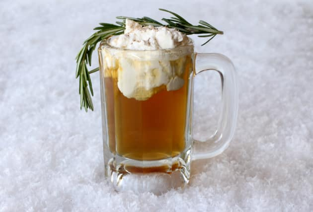 Hot Buttered Whiskey Photo