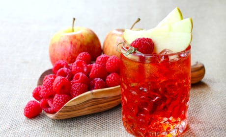 Raspberry Cider Whiskey Recipe