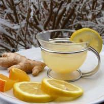 Ginger-Citrus Tea