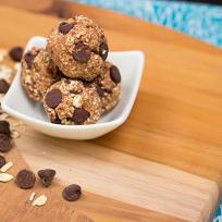 No Bake Peanut Butter Balls Recipe