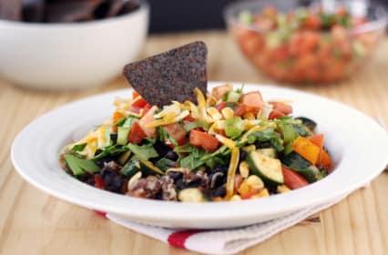 Quinoa Veggie Burrito Bowl: An Easy Power Lunch