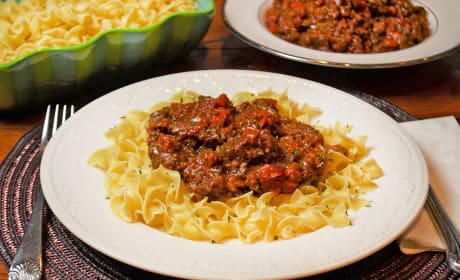 Red Wine Goulash Recipe