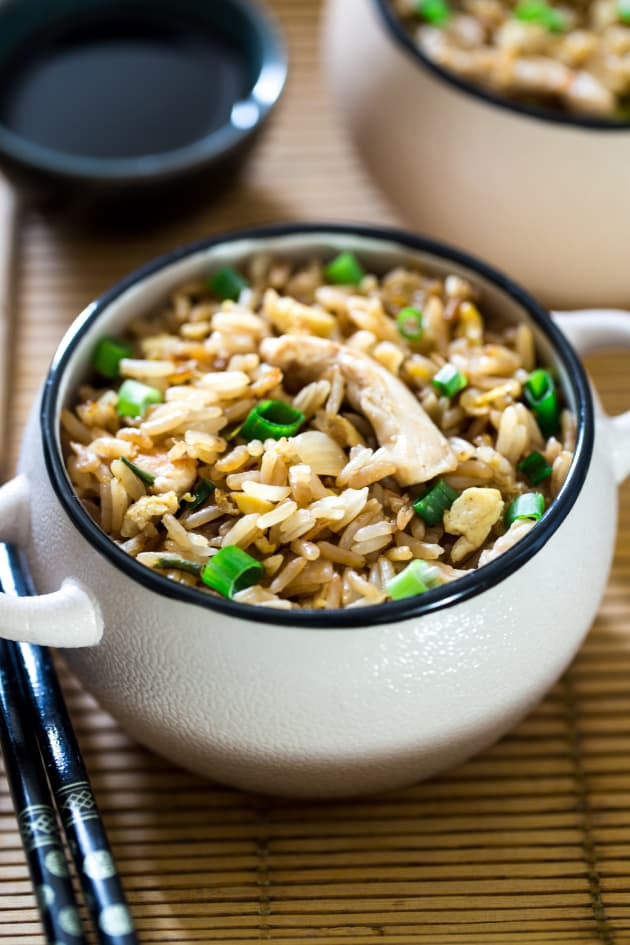 Easy Chicken Fried Rice Picture