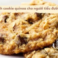 Bánh cookie diêm mạch