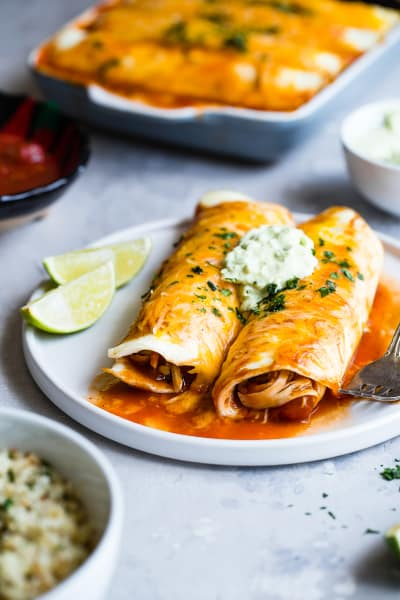 File 3 - Healthy Chicken Enchiladas