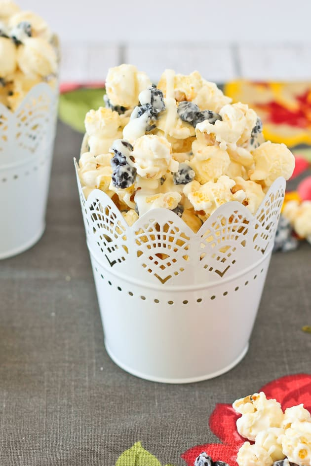 Blueberries & Cream Popcorn Pic