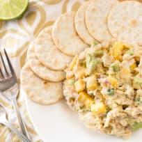 Avocado Crab Mango Salad Recipe