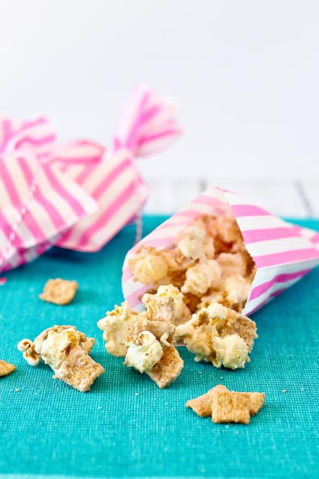 Cinnamon Toast Crunch Popcorn Picture