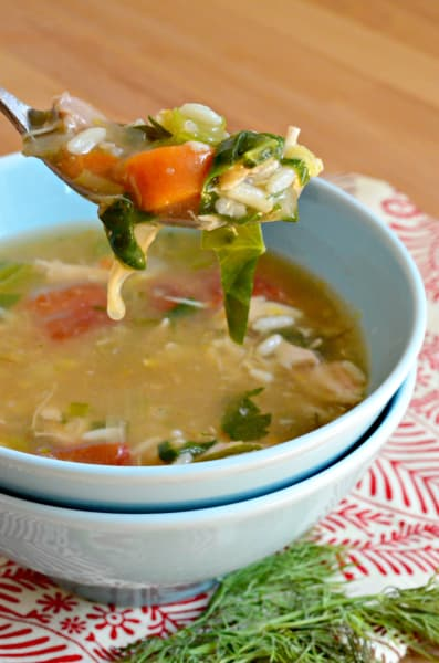 Chicken Quinoa Soup Image