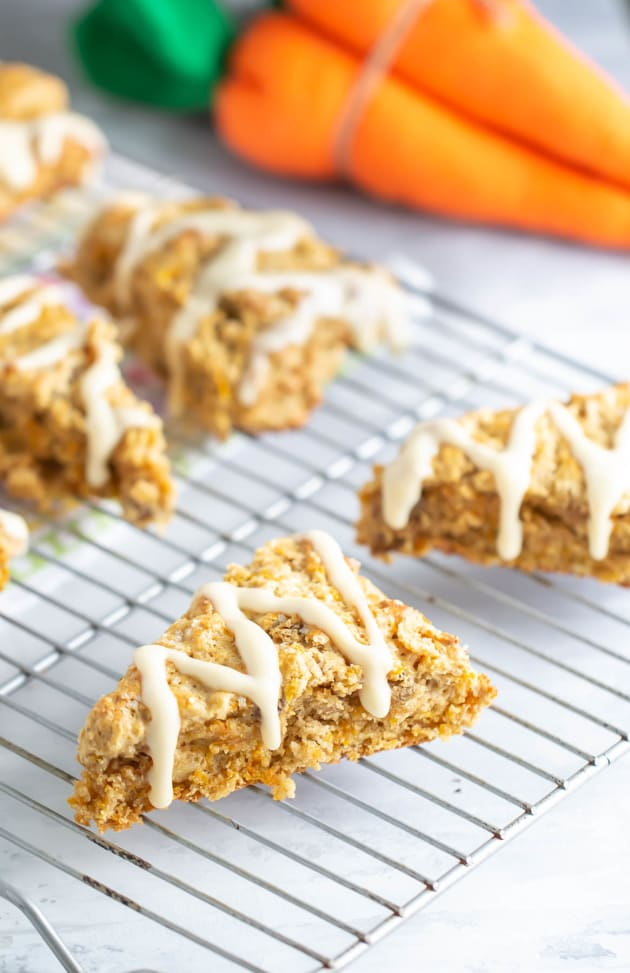 Carrot Cake Scones Picture