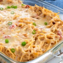 Chicken Spaghetti Bake Recipe