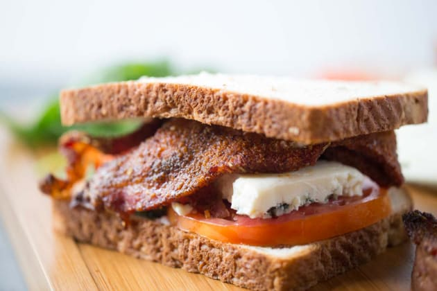 BBQ Blue Cheese BLT Photo