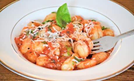Tomato Basil Gnocchi Recipe
