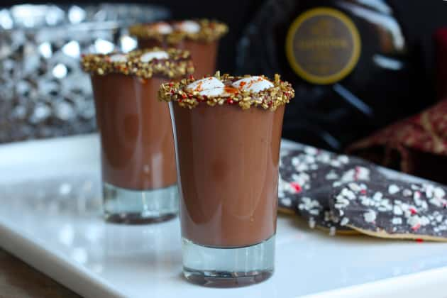 Mexican Hot Chocolate Shots Image
