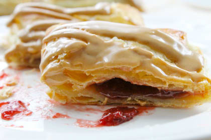 Peanut Butter and Jelly Pop Tarts