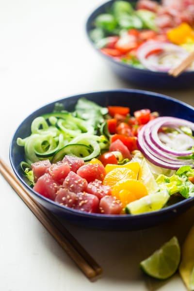 Tuna Ceviche Bowls Pic