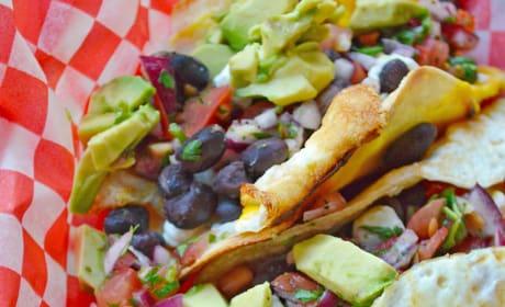 Huevos Rancheros Street Tacos Picture