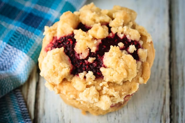 Peanut Butter and Jelly Muffins Image