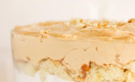 No Bake Peanut Butter Pie Trifle Image