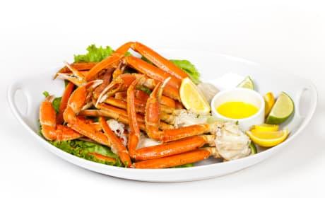 Crab Legs Image