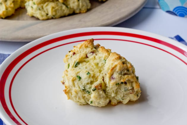 Bacon Chive Biscuits Image